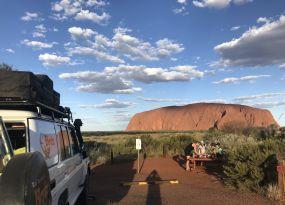Britz Rentals Alice Springs branch in