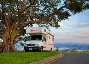Britz Rentals Brisbane branch in
