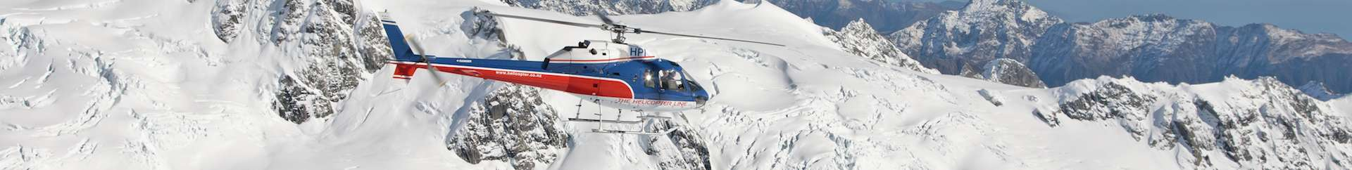 helicopter tour over new zealand