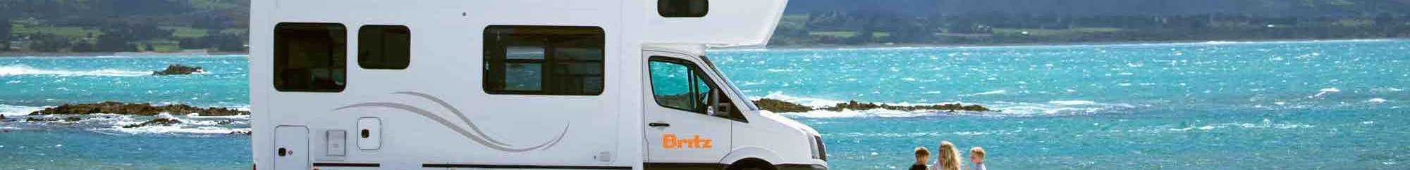 britz campervan new zealand