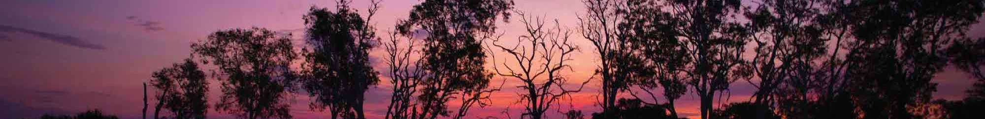 kakadu national park sunset