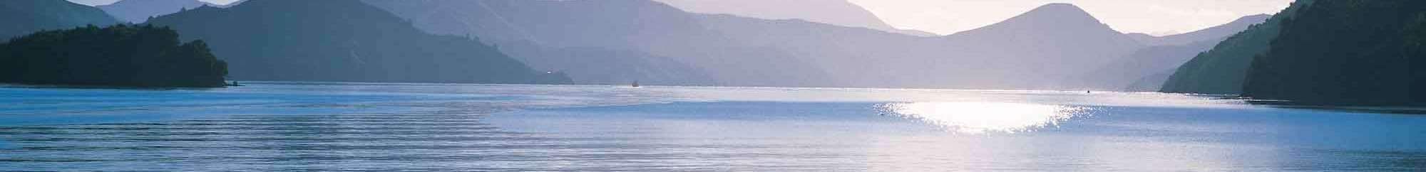 Marlborough Sounds Boat Journey