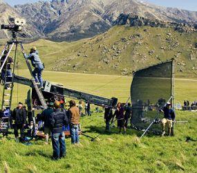 Film trailer hire