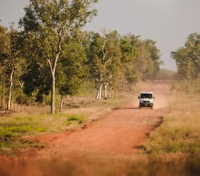 Darwin 4WD Guide
