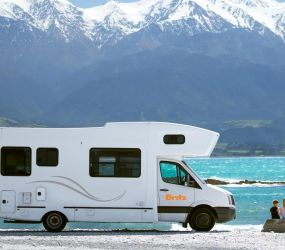 Motorhome & Campervan Hire NZ, Camper Rentals | Britz New Zealand