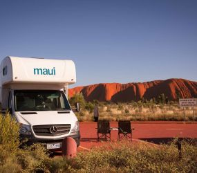 Hire a motorhome from Darwin or Alice Springs and save