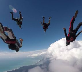 Skydive South Island