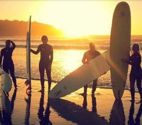 Bazils Surf Lessons