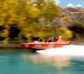Go Orange Jet Boating