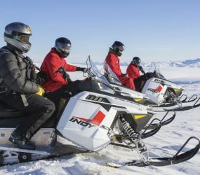 Queenstown Snowmobiles