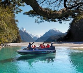 Dart River Jetboat and Funyaks