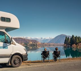 A special offer on New Zealand campervan hires just for CMCA members