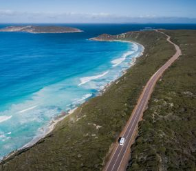An Epic Journey: Perth To Adelaide