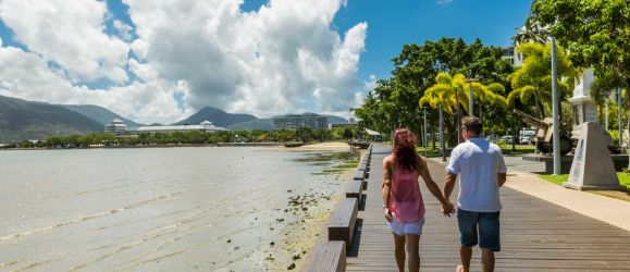Explore from Cairns or Brisbane
