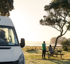 Campervan Holidays in New Zealand