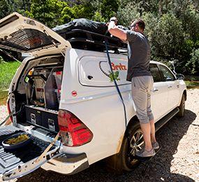 4WD Hire Australia – 4x4 Camper Rental | Britz Campervans AU