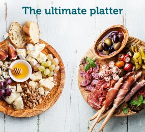 Creating the Ultimate Gourmet Platter