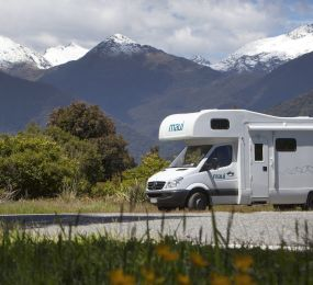 Motorhoming In Spring