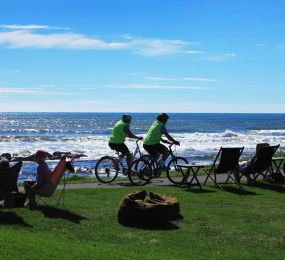 New Plymouth Coastal Walkway Cycle Trail