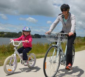 Cambridge to Lake Karapiro Cycle Trail