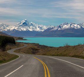Britz Southern Explore road trip