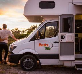 Australian campervan rental deals