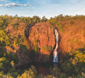 Litchfield National Park on your own 4 Wheel Drive Campervan Tour