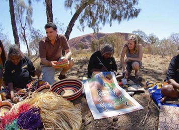 Get inspired with Britz,  Northern Territory Indigenous