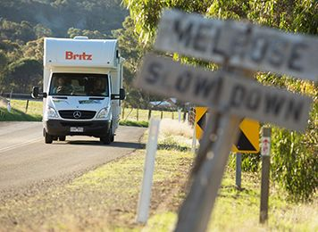 Get inspired with Britz, Campervan Hire South Australia