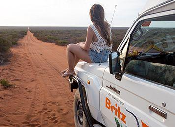 Get inspired with Britz, Western Australia