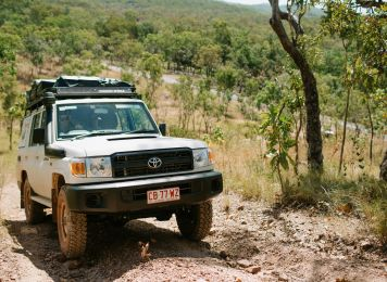 Get inspired with Britz, NT Explorer's Way