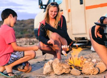 Get inspired with Britz, Camping in Western Australia (WA)