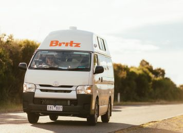Get inspired with Britz, Brisbane Return from $49/day