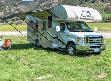 Get inspired with Road Bear RV, Thor Four Winds 23U