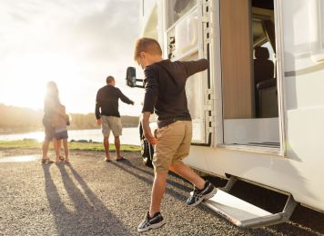 Get inspired with Britz, Top 5 Family Campervan Spots