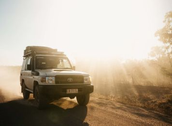 Get inspired with Britz, Hire a 4WD camper and explore Australia in a Britz 4x4 today