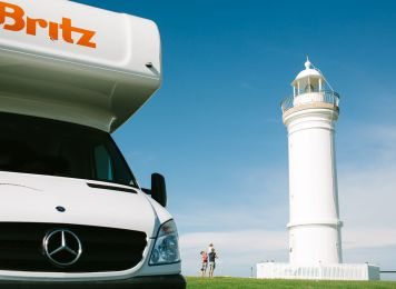 Get inspired with Britz, Sydney Itineraries