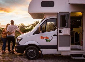 Get inspired with Britz, Hot deals for campervan hire in Australia