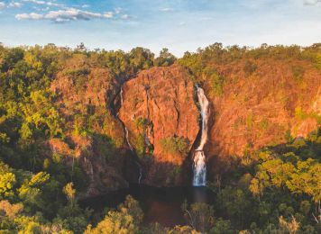 Get inspired with Britz, Litchfield National Park on your own 4 Wheel Drive Campervan Tour