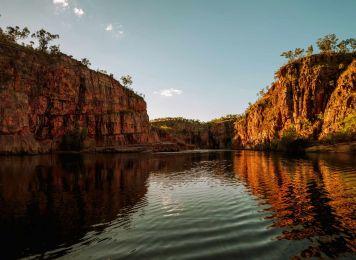 Get inspired with Britz, Nitmiluk National Park Australia off road camper adventures