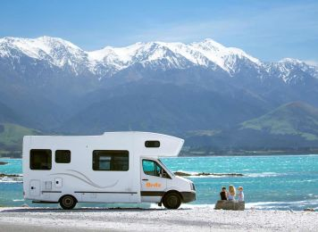 Get inspired with Britz, New Zealand Campervan Tips
