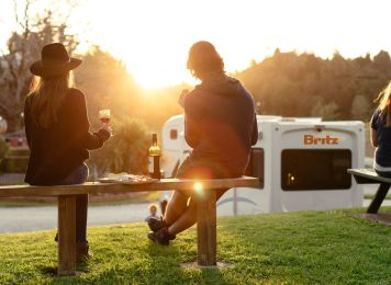 Get inspired with Britz, South West Edge, Wine & Exploration Trail