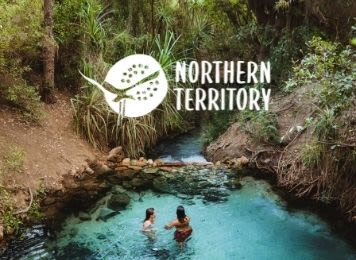 Get inspired with Britz, Northern Territory By Campervan