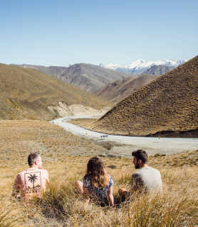 17 Day Tour North & South Island Header Image 2