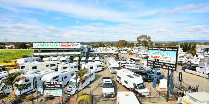 Camperagent RV Centre Adelaide