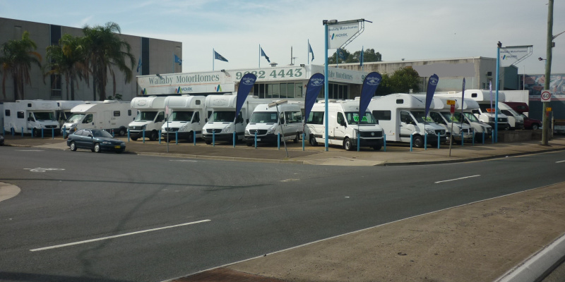 Wallaby Motorhomes