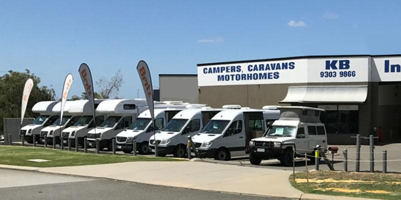 KB Campers