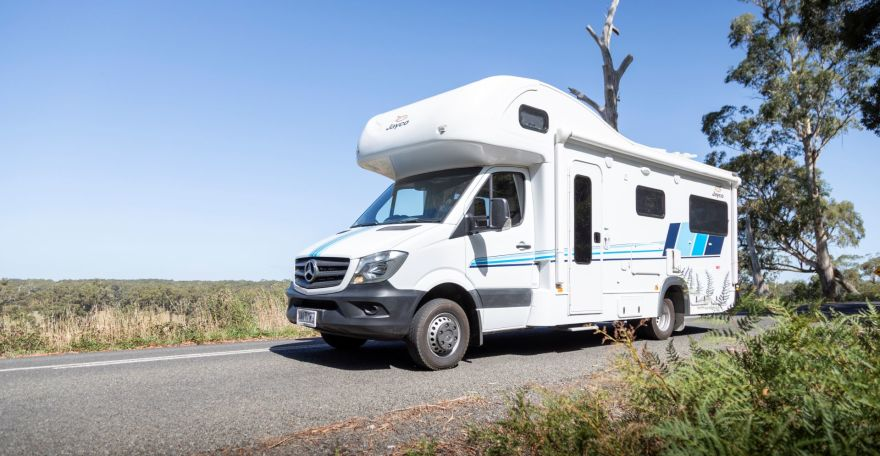 Motorhome Review: Jayco Traveller M767 6 Berth