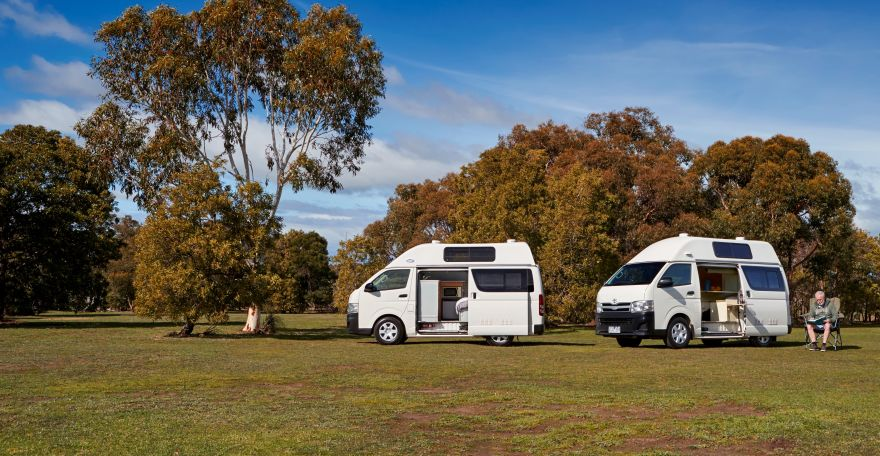 Motorhome Review: KEA HiTop and KEA Jackpot