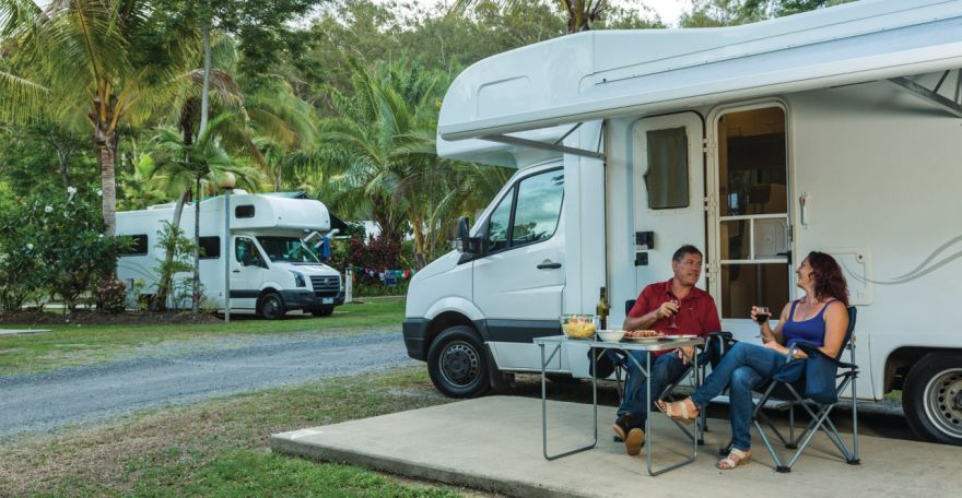 Top Tips to Setting Up Your Motorhome in a Caravan Park